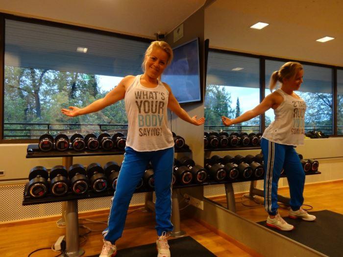 träning på rutin (1)