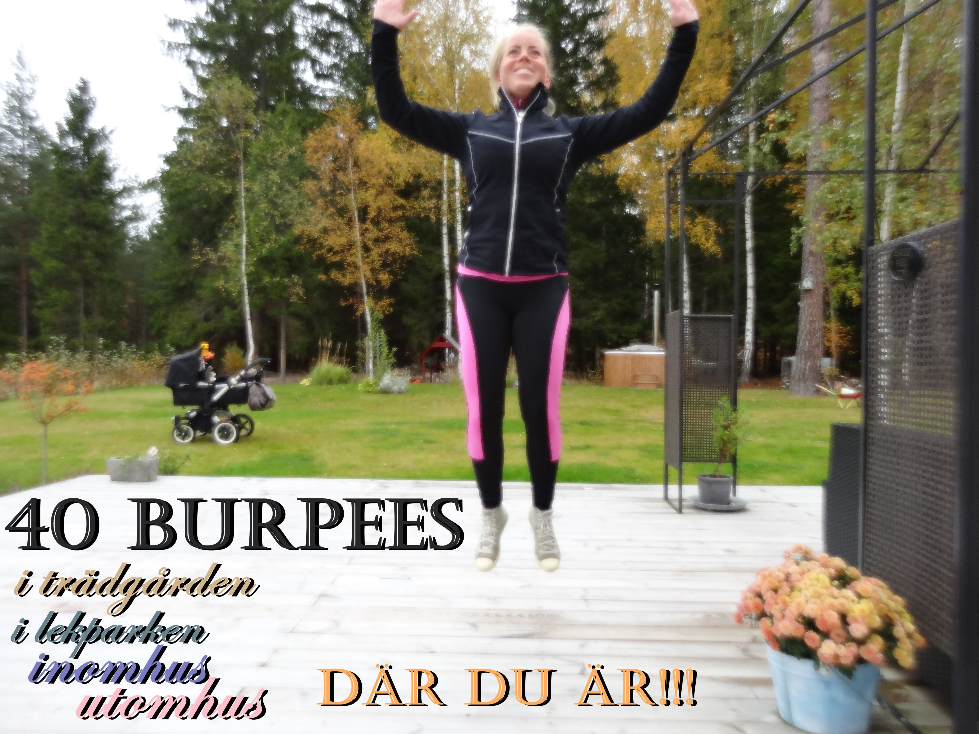 Burpees text