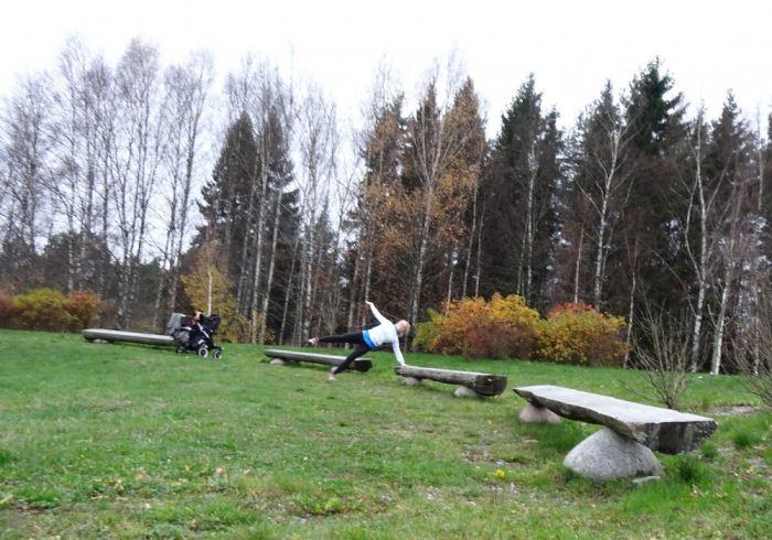 träning vid bänk (8)