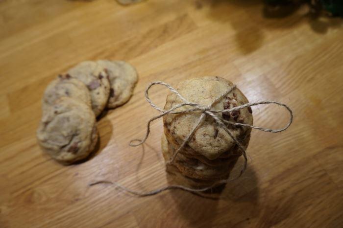 Julfika och recept på pepparkakscookies (13)