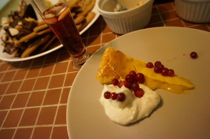 Julfika och recept på pepparkakscookies (5)