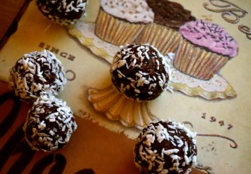 nyttiga chokladbollar