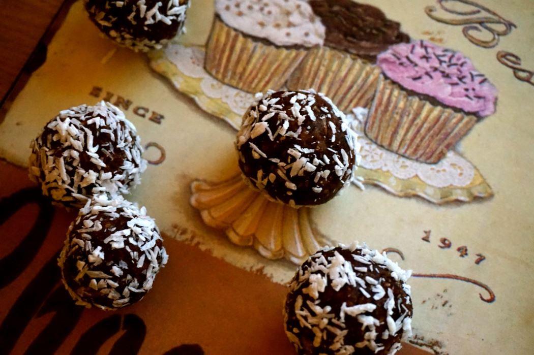 chokladbollar nyttiga av proteinpulver 5