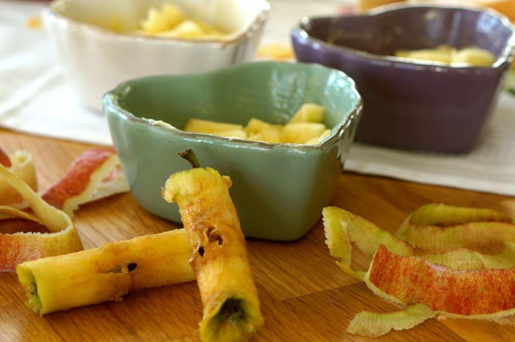 Äppelpaj utan socker och mjöl 2