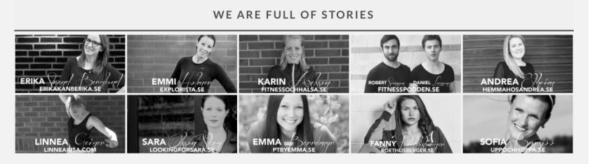 Vi är Everyday Stories