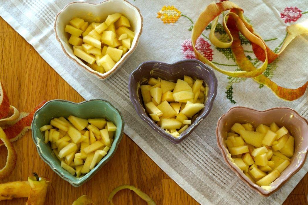 Äppelpaj utan socker och mjöl