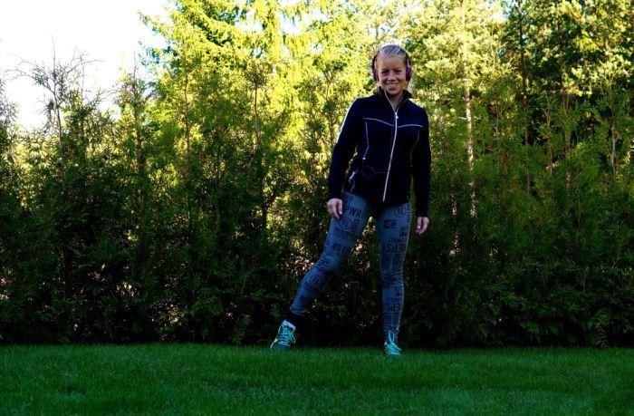 Karin Axelsson - 10 000 steg om dagen