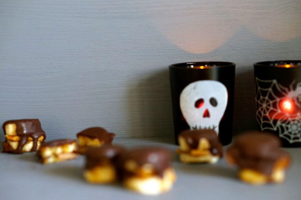 Nyttigt godis Halloween 8