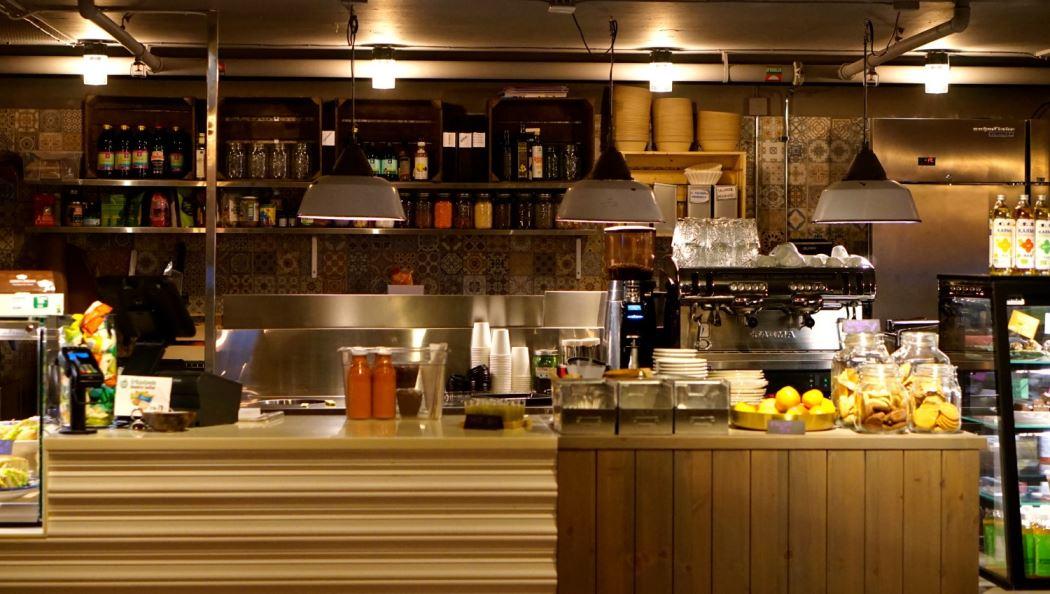 Paradiset matmarknad cafe 6