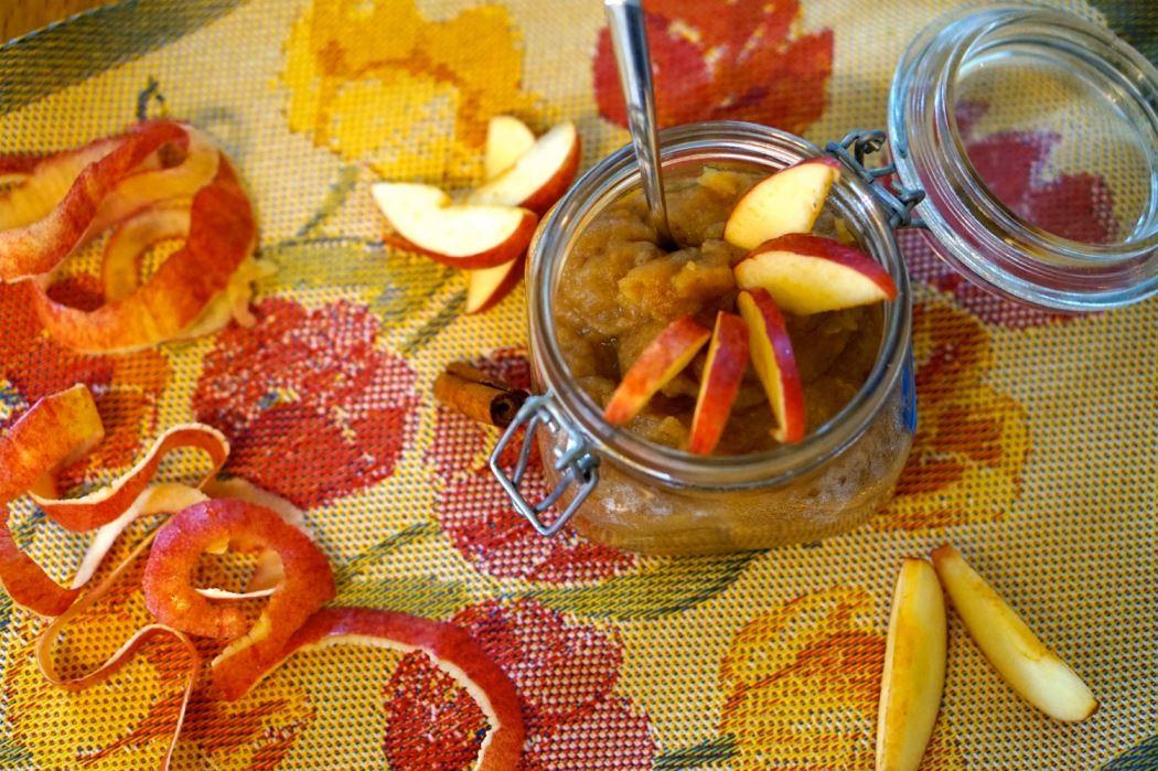 sockerfritt äppelmos 3