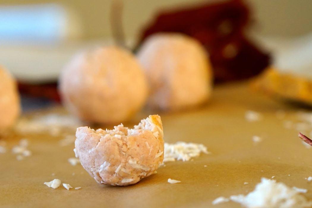 questballs strawberry white chocolate coconut peanutbutter 9