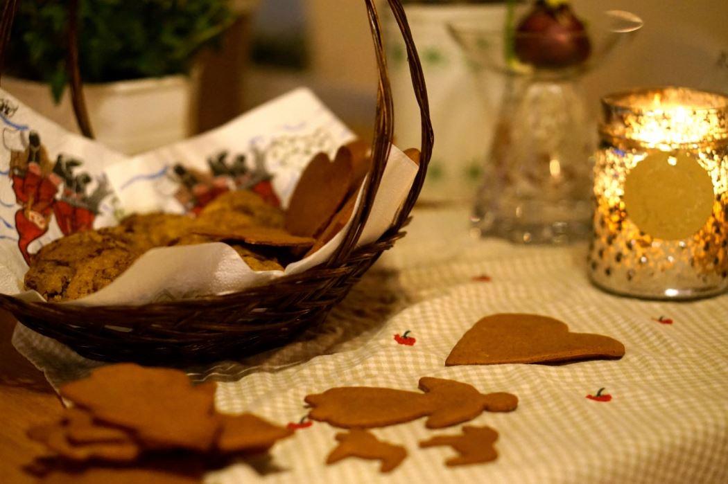 pepparkakor och pepparkakscookies 7