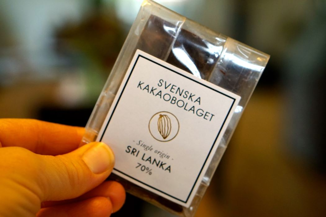 pepparkaksbak choklad svenska kakaobolaget