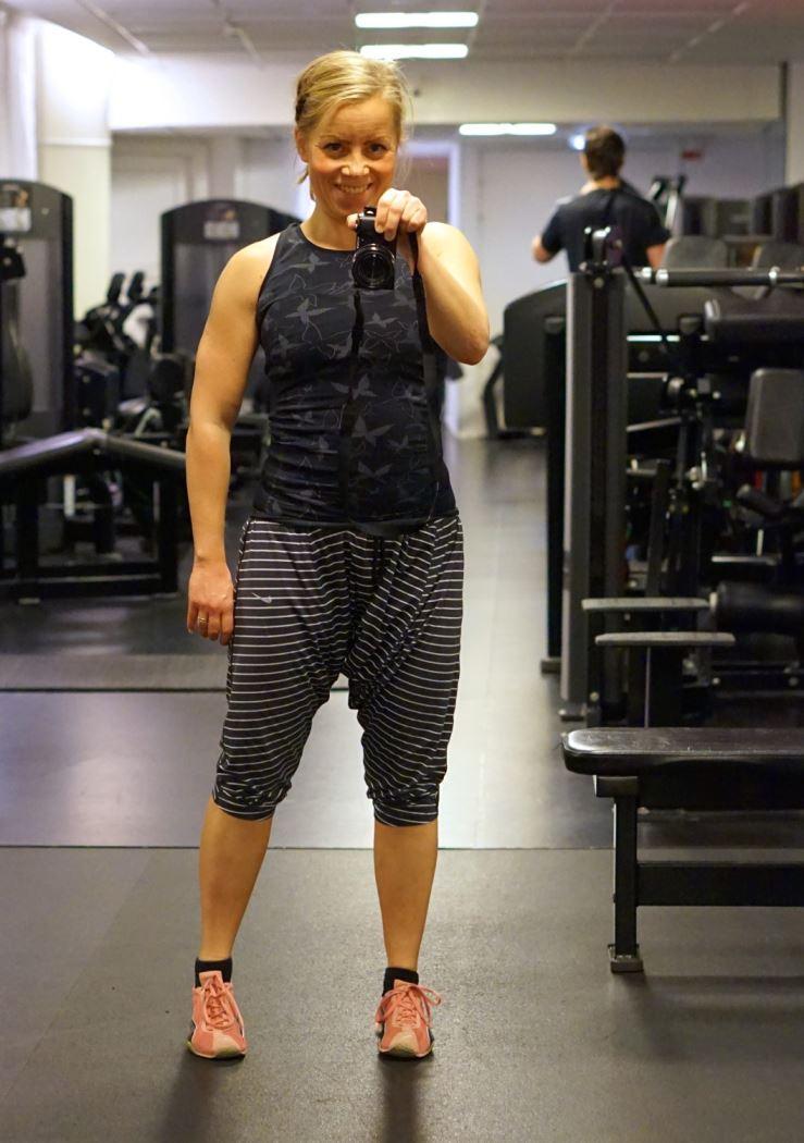 Karin gym