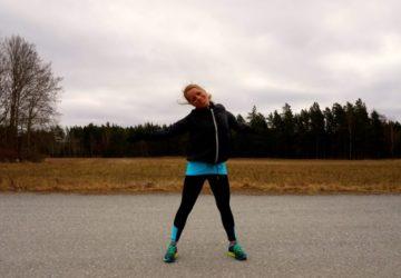Running Karin