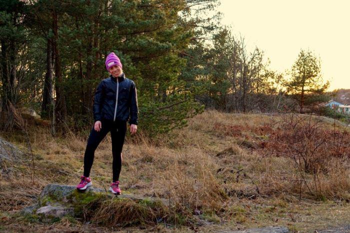 Löpning Karin Axelsson