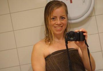 egentid dusch