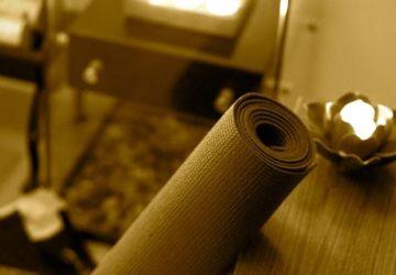 Fredag morgon yoga