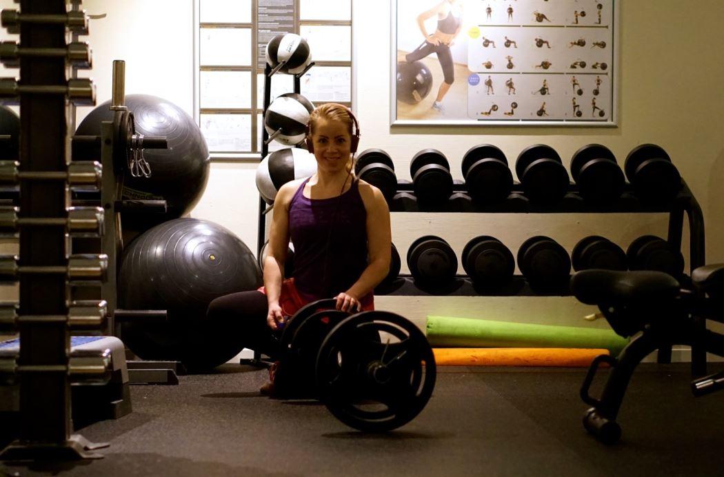 Gymtraning