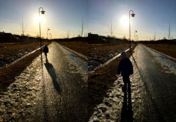 varvinter promenad