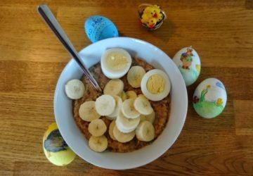 halsosam paskmat frukost