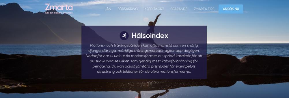 Halsoindex