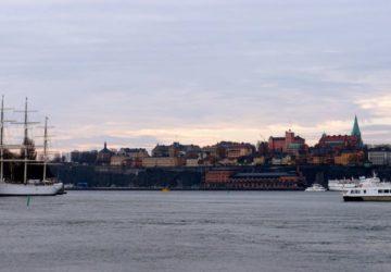 Skeppsholmen Kastellholmen