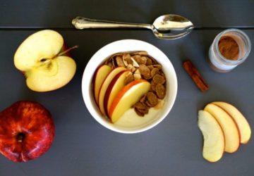 proteinflingor apple kanel chiafro