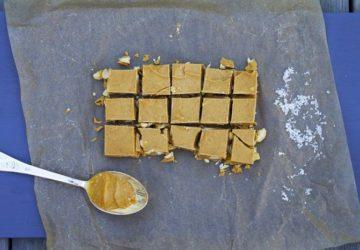 Nyttig vaniljfudge - mitt goda recept