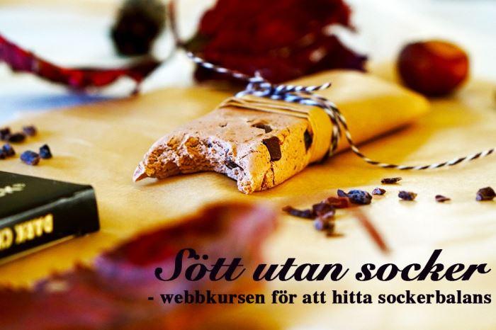 webbkurs Sött utan socker