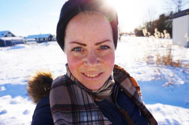 Karin Axelsson vinter