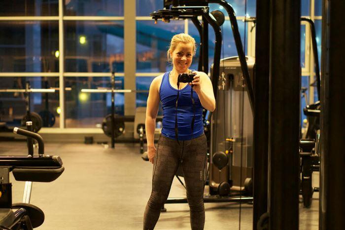 SATS Åre gym