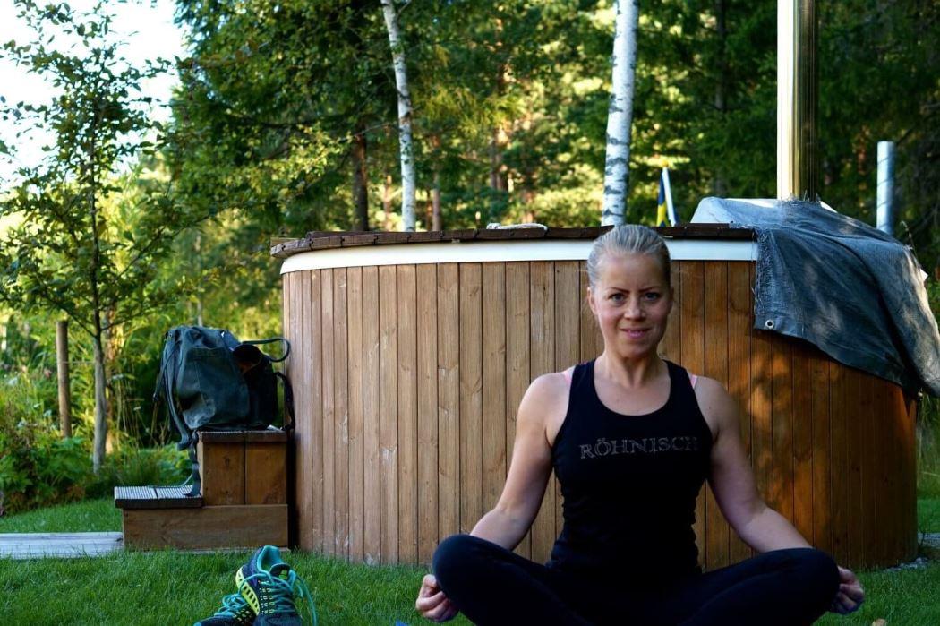 Yoga och sinnesro