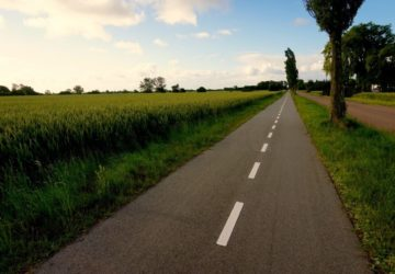 en väg i Danmark
