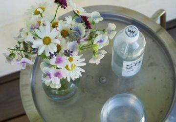 Blommor och Vitamin Well
