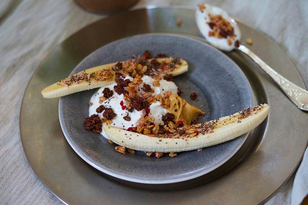 Nyttig Banana Split