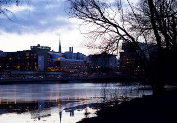 Löpning på Kungsholmen, Stockholm