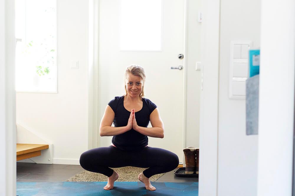 yoga karin