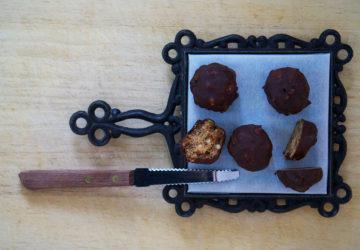 Snickers hälsobollar