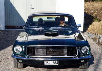 Mustang veteranbil