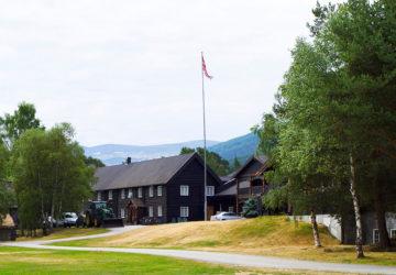 Toftemo turiststation, Dovre, Norge