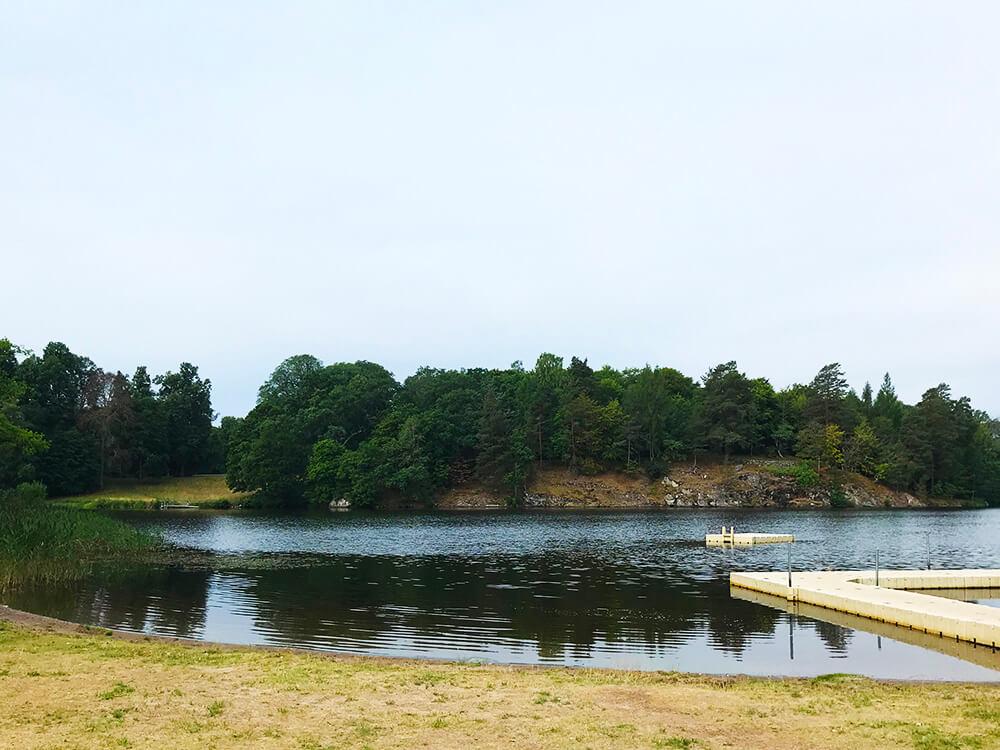 Åtvidaberg Bysjön