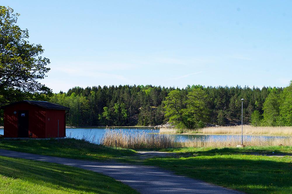 Skåvsjöholm - konferensanläggning i skärgården