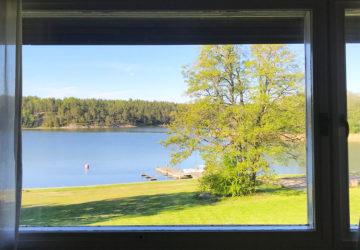 Utsikt Skåvsjöholm