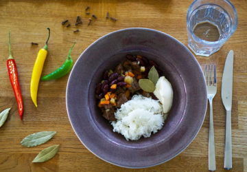 Chili på högrev recept
