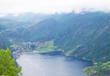 Geiranger, Norge