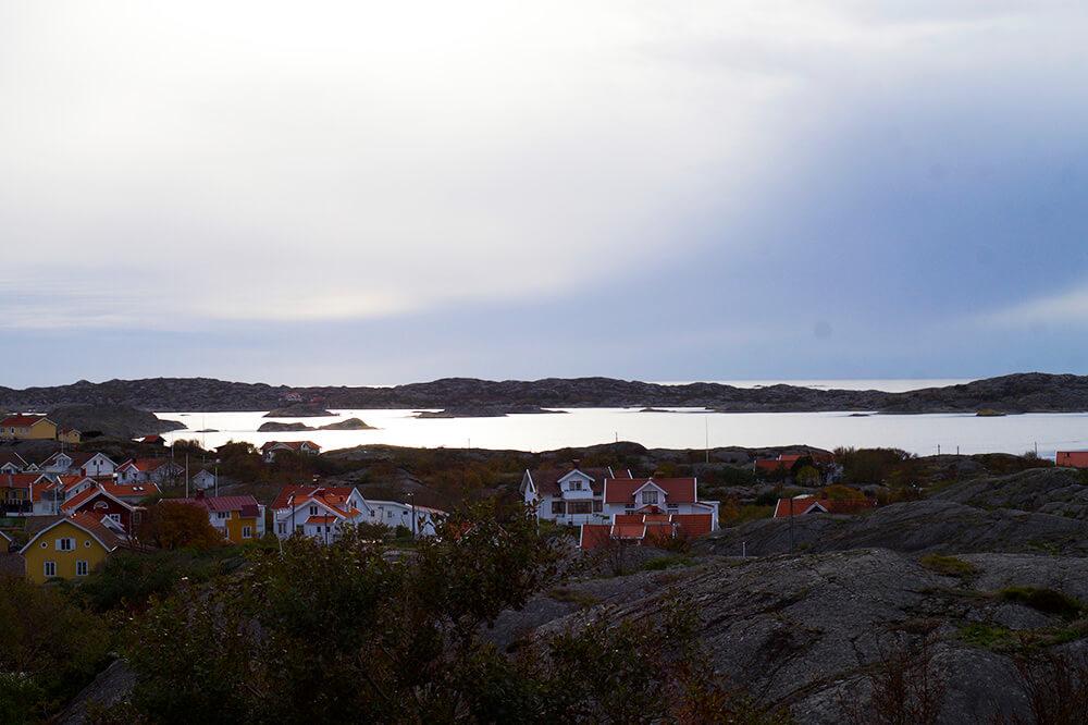 Yoga Island - utsikt från huset