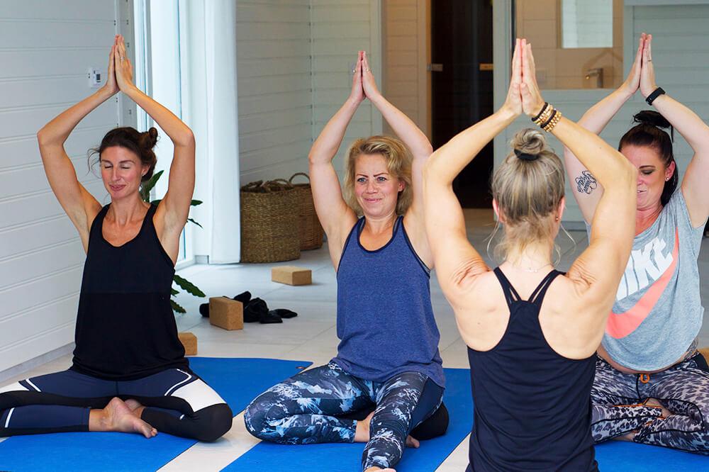 Yoga Island - yoga med Eva Bodestig