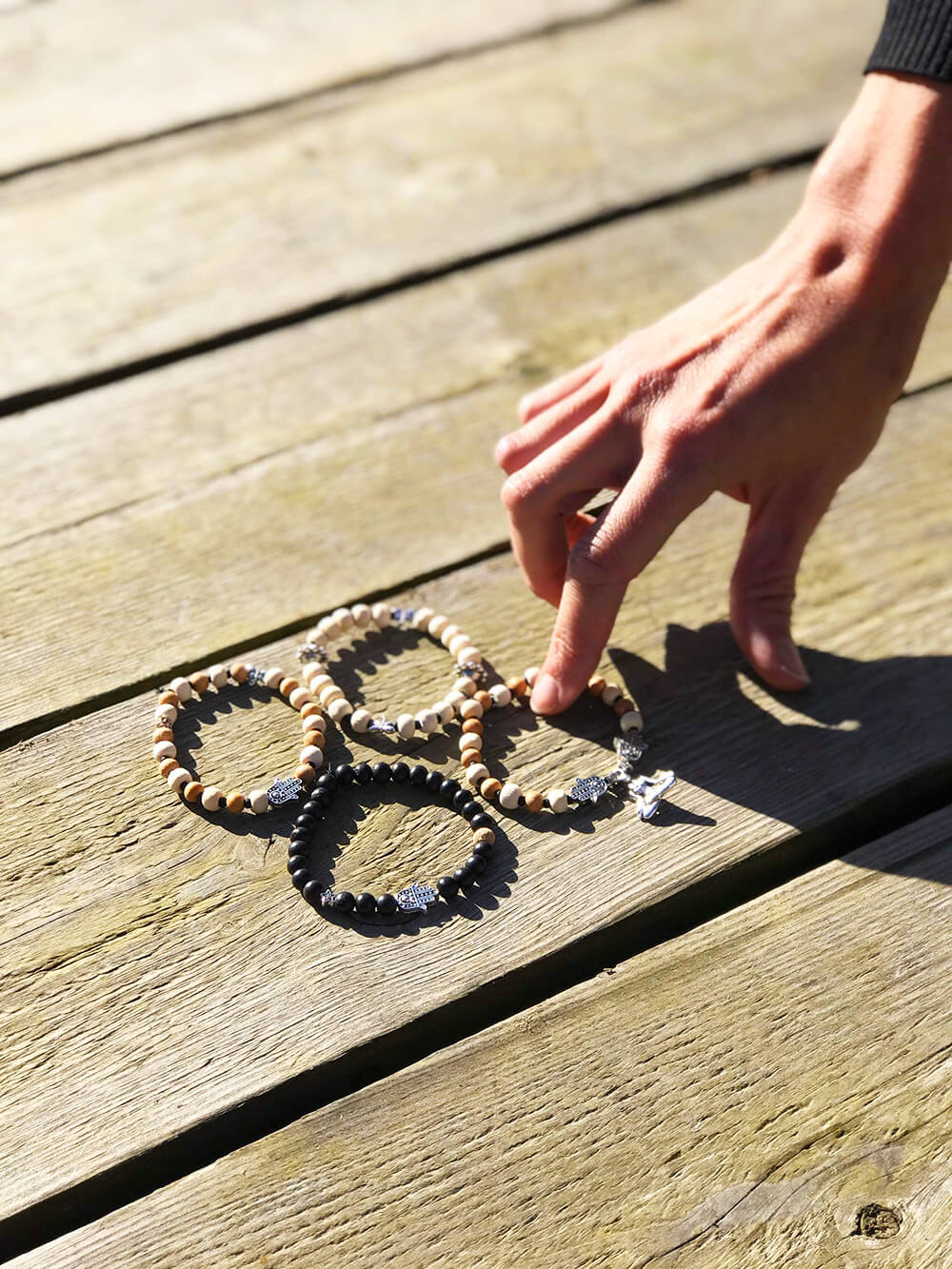 Yoga Island armband