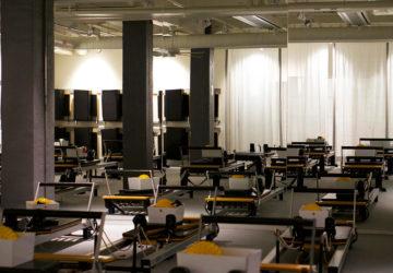 Refomer på Stockholm Pilates Center